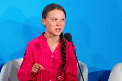 Greta Thunberg Biography - entertainment news | celebrity ...