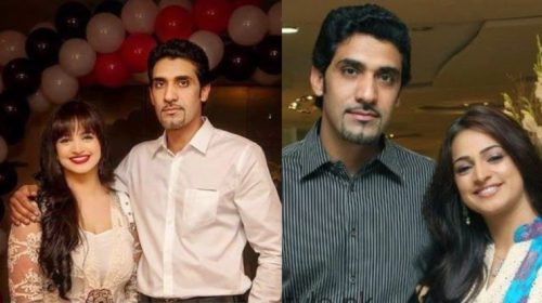 Awn Chaudhry Family - entertainment news | celebrity news ...