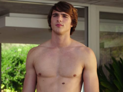 Jacob Elordi: The Kissing Booth For more shirtless