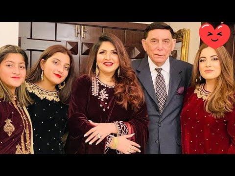 Shagufta Ejaz Family