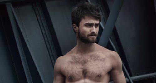 daniel radcliffe shirtless 3