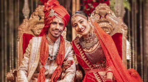 dhanashree verma wedding photos 8