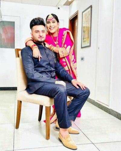 afsana khan husband