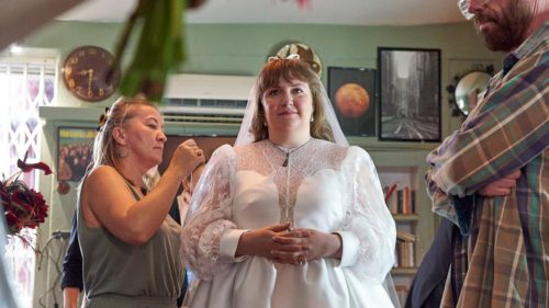 lena dunham wedding 6