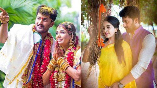 pavani reddy marriage 2