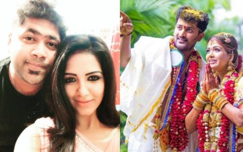 pavani reddy marriage 3