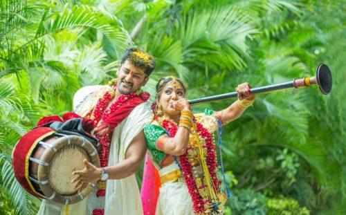 pavani reddy marriage 4