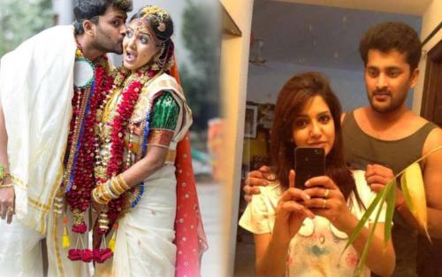 pavani reddy marriage