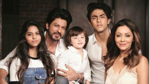 shahrukh khan daughter 2