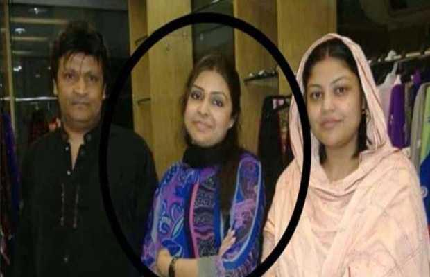 umer sharif wife 6