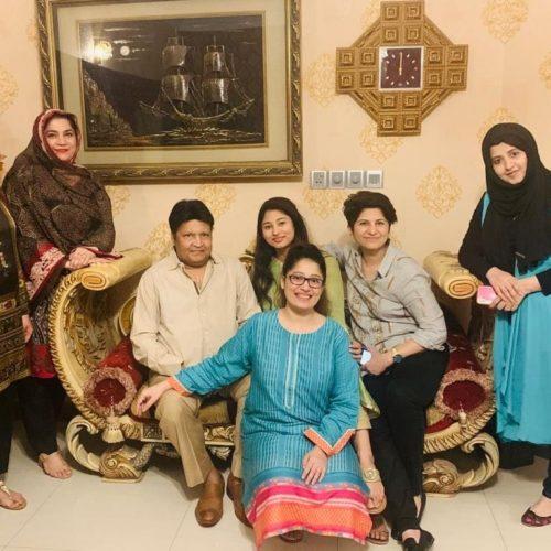 umer sharif wife 8